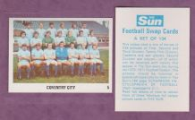 Coventry City Team 5